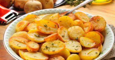 Жареная картошка на сковороде: 4 рецепта с мясным фаршем, грибами и луком