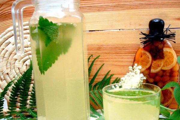 Как сделать квас из сока березового
