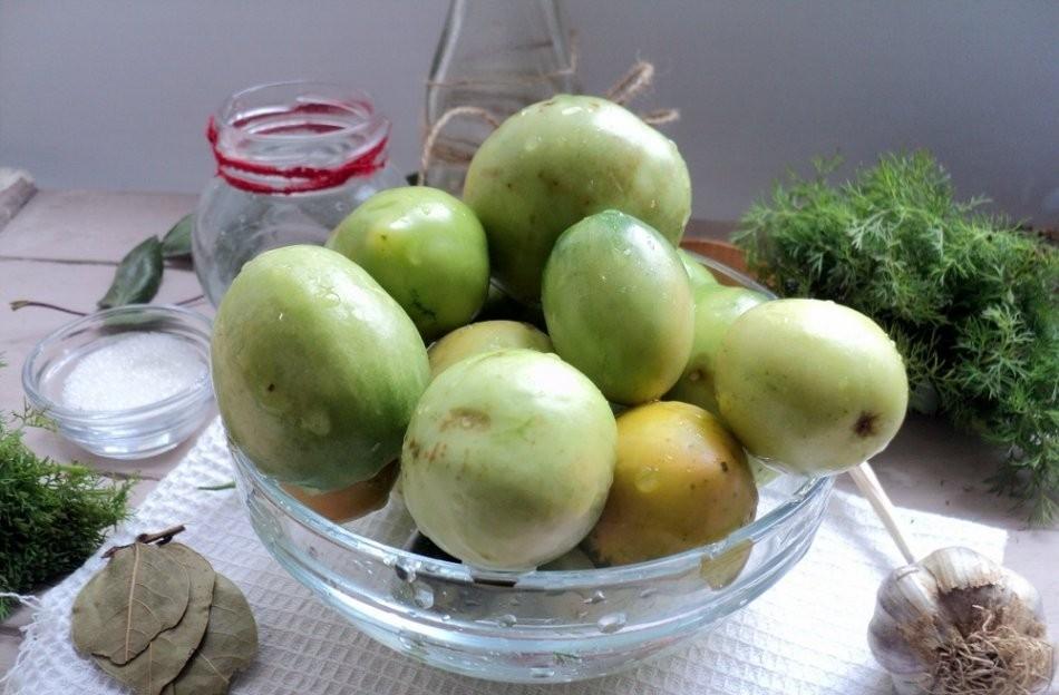 "Шаг №2 - ""Промывка помидоров"""