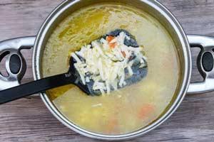 Варка супа
