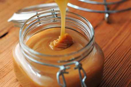 рецепт карамели из сахара в домашних условиях