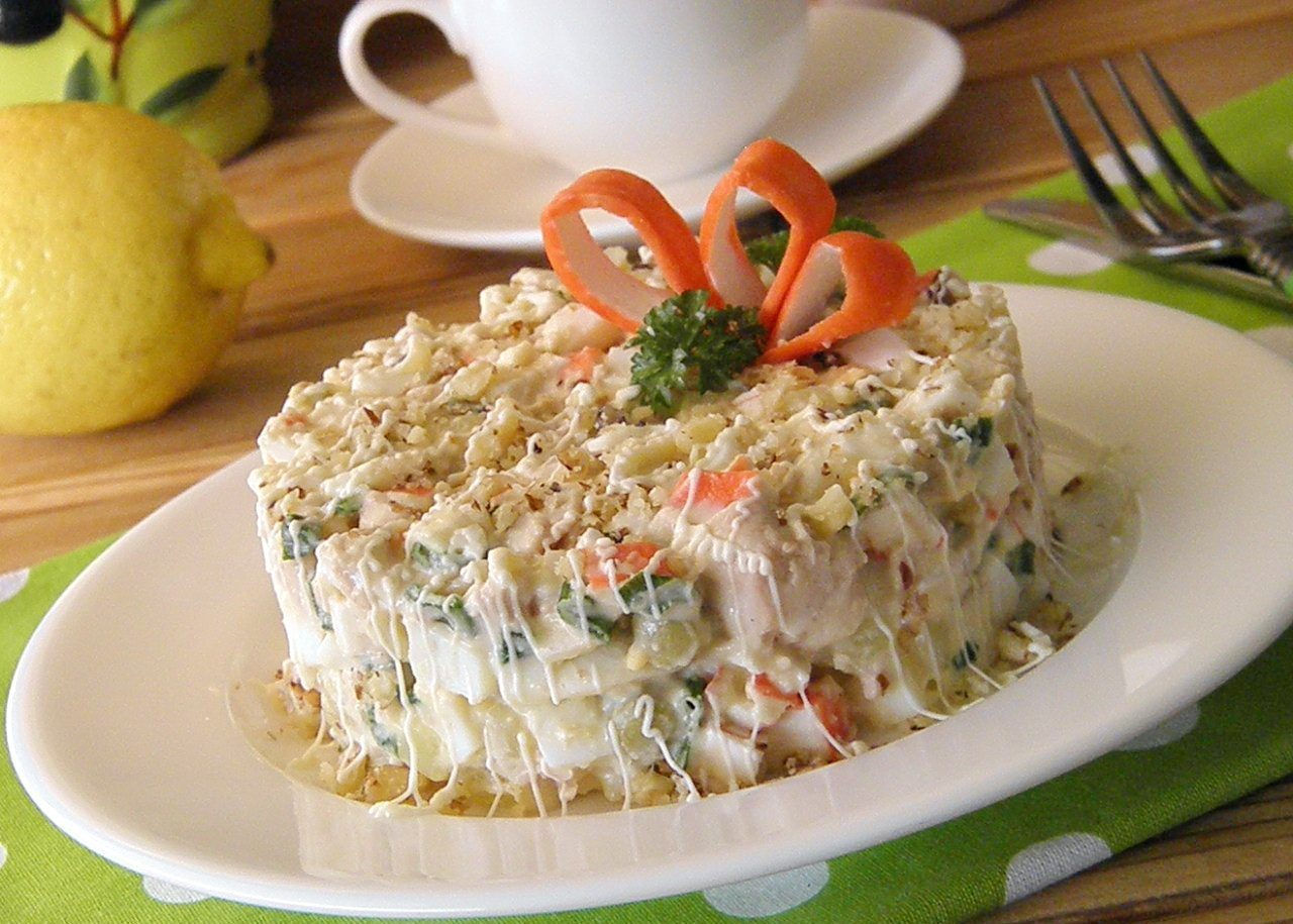 новенькие салатики фото и рецепты главное качество