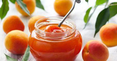 Варенье из абрикосов на зиму: 5 рецепта без косточек и дольками