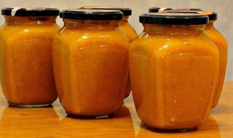 рецепты консервирования баклажанов икры