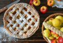 Пирог с яблоками в духовке – быстро и вкусно